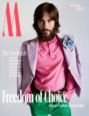 Jared Leto - W Magazine