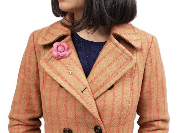 Wool Camellia