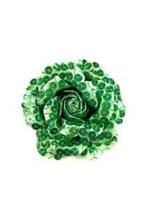Lucky Sequin Rose