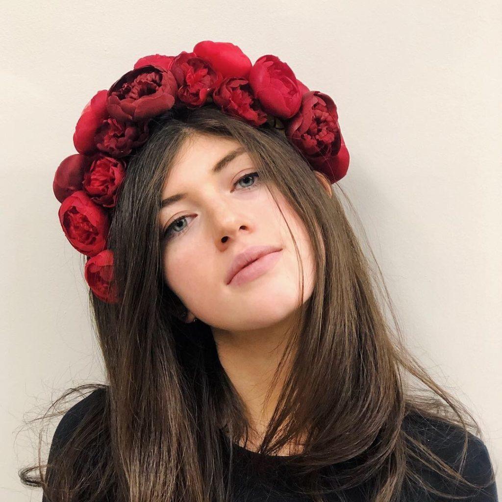 Liz Flower Crown